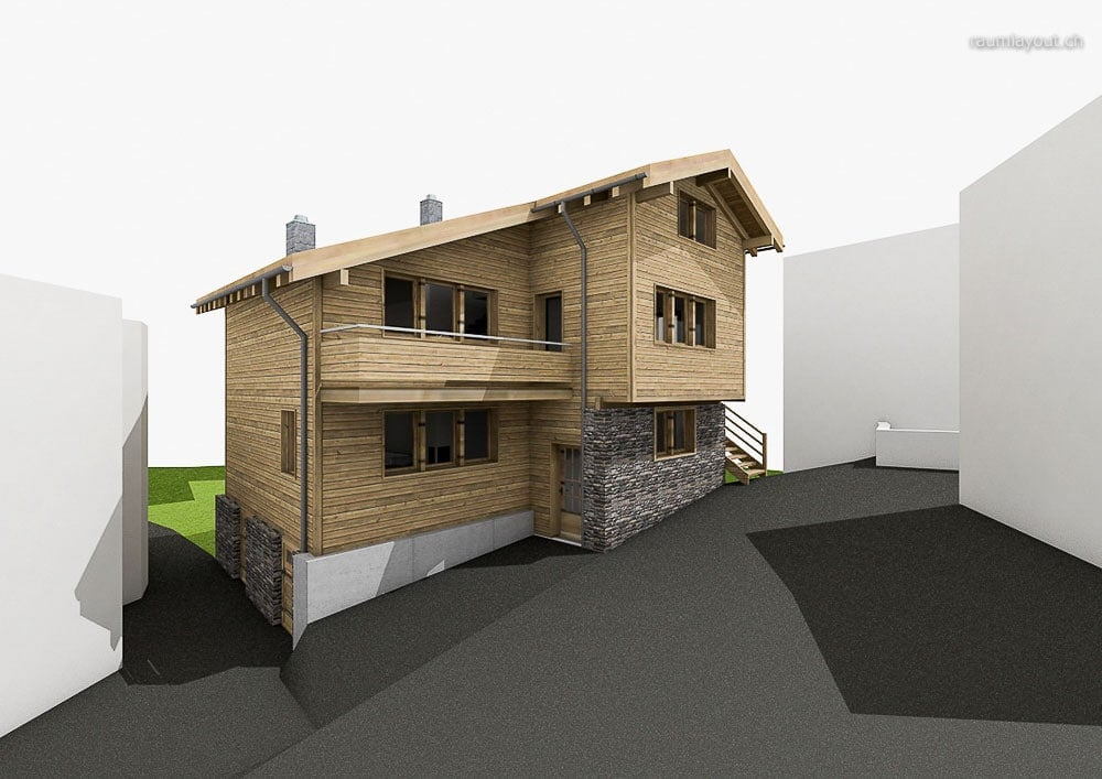 visualisierung konzept fm · raumlayout gmbh · architektur, Innenarchitektur ideen