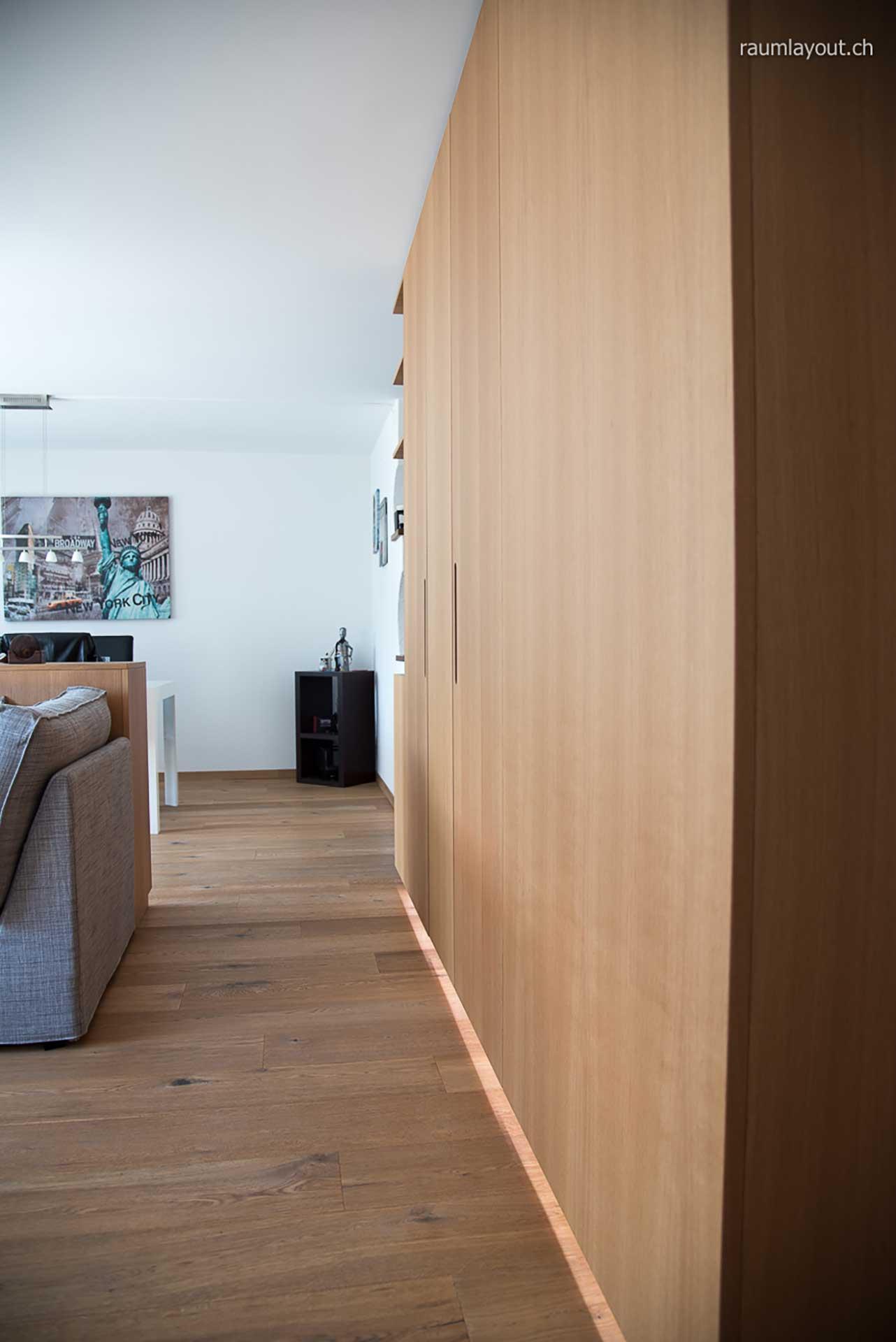 Innenarchitektur raumgestaltung b rtschi raumlayout gmbh for Raumgestaltung und innenarchitektur